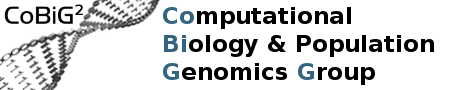 Computational Biology & Population Genomics Group